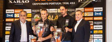 Cláudio Ferreira/João Lucas campeões absolutos trial 4×4